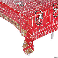 NFL® San Francisco 49ers™ Tablecloth