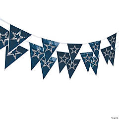 NFL® Dallas Cowboys Pennant Banner