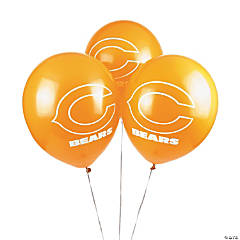 Latex NFL® Chicago Bears™ Balloons
