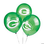 Latex NFL® Green Bay Packers™ Balloons