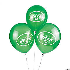 Latex NFL® New York Jets™ Balloons
