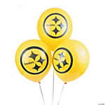 Latex NFL® Pittsburgh Steelers™ Balloons