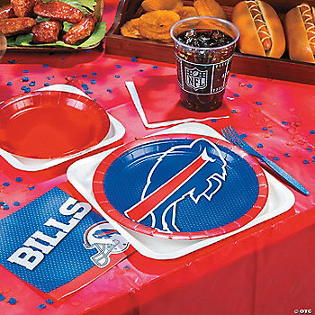 NFL® Buffalo Bills Basic Party Pack