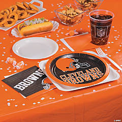 NFL® Cleveland Browns Basic Party Pack