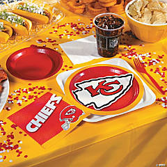 NFL® Kansas City Chiefs Basic Party Pack