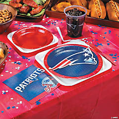 NFL® New England Patriots Basic Party Pack