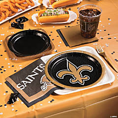 NFL® New Orleans Saints Basic Party Pack