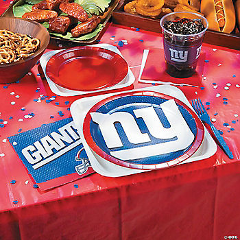 NFL® New York Giants Basic Party Pack