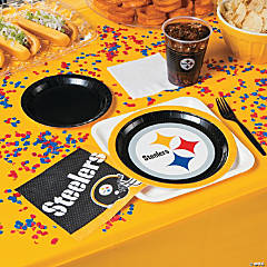 NFL® Pittsburgh Steelers Basic Party Pack