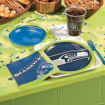 NFL® Seattle Seahawks Basic Party Pack