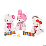 Plush Hello Kitty® Pez® Dispenser with Key Chain