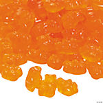 Orange Gummy Teddy Bears