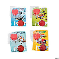 Disney® Planes Valentine Candy Card Kit