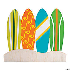 Surf's Up Birthday Table Topper