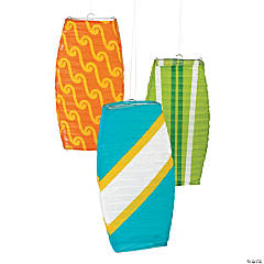 Surf's Up Paper Lanterns