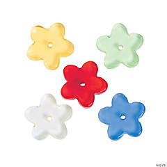Flower Spacer Beads