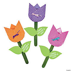 Mother's Day Tulip Card Craft Kit