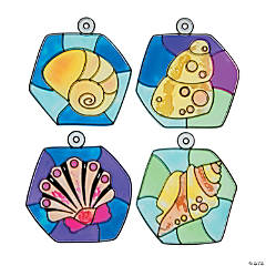 Seashell Suncatchers