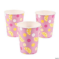 Lemonade Party Cups