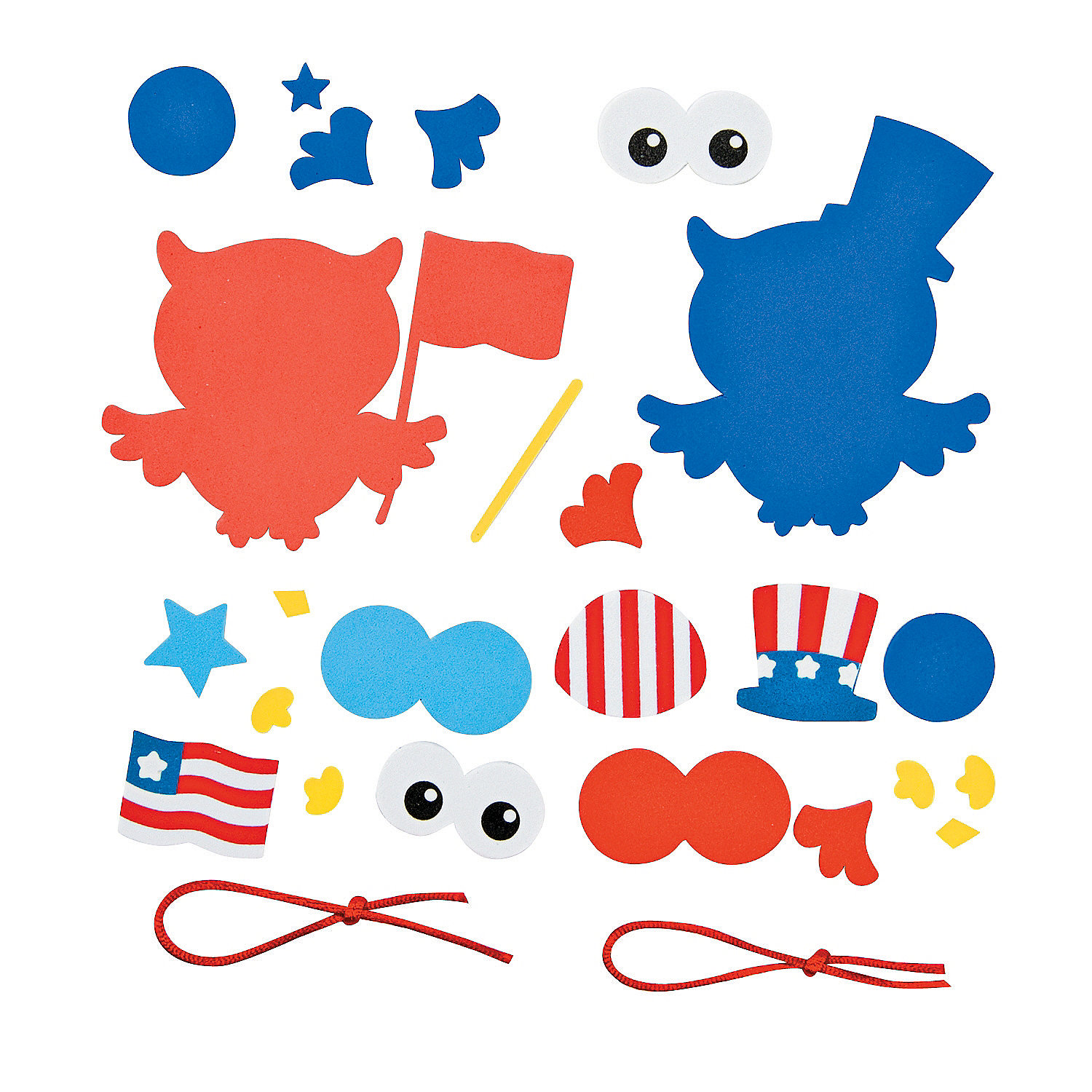 Active Patriotic Games For Kids