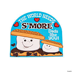 S'more Dads Like You Magnet Craft Kit