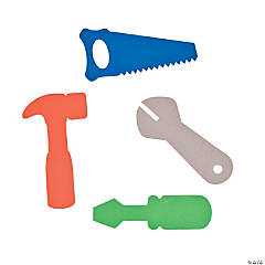 Jumbo Tool Foam Shapes