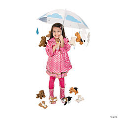 DIY Raining Cats & Dogs Costume Idea