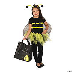 DIY Bee Costume for Girls Idea