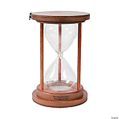 Sand Ceremony Hourglass