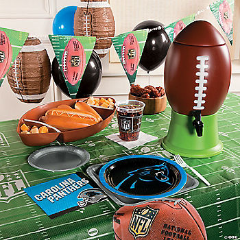 NFL® Carolina Panthers™ Deluxe Party Pack