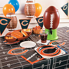 NFL® Chicago Bears™ Deluxe Party Pack