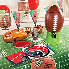 NFL® Houston Texans™ Deluxe Party Pack
