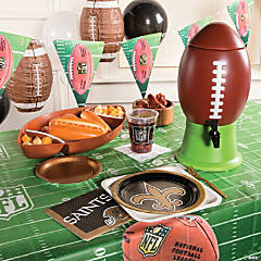 NFL® New Orleans Saints™ Deluxe Party Pack