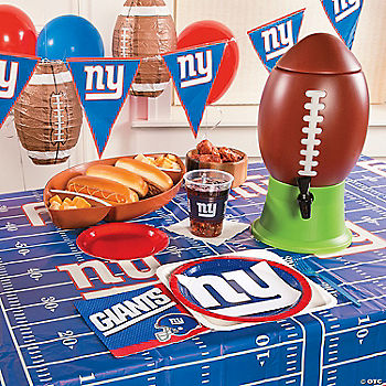 NFL® New York Giants™ Deluxe Party Pack