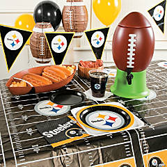 NFL® Pittsburgh Steelers™ Deluxe Party Pack