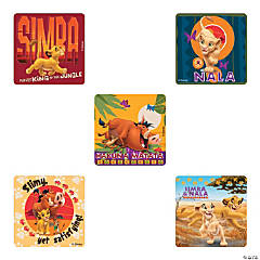 Hakuna Matata Lion King Stickers