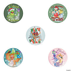 Muppets Christmas Stickers