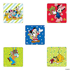 Mickey Mouse & Friends Christmas Stickers