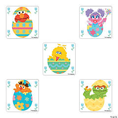 Sesame Street Easter Stickers
