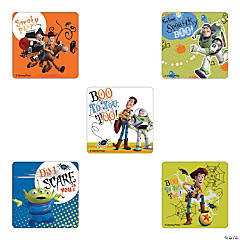 Toy Story Halloween Stickers