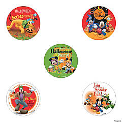 Halloween Mickey Mouse Stickers