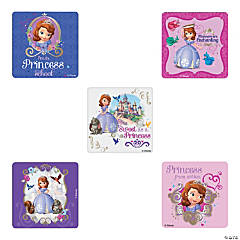 Disney Sofia the First Stickers