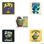 Disney/Pixar Monsters University Stickers