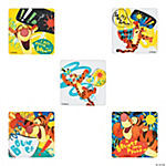 Disney Springtime Tigger Stickers