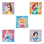 Disney Princesses Glitter Stickers