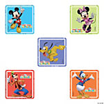 Glitter Mickey Mouse Clubhouse Stickers