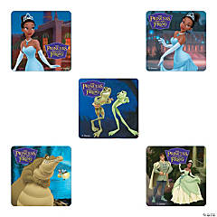 Disney Princess & the Frog Stickers