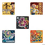 Disney Toy Story 3 Glitter Stickers