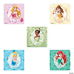 Royal Disney Princess Stickers