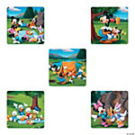 Mickey Mouse & the Great Outdoors Stickers